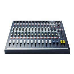 SOUNDCRAFT - MIXER 12 CANALES