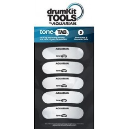 AQUARIAN - ToneTab Reusable Drum Head Tone Modifier