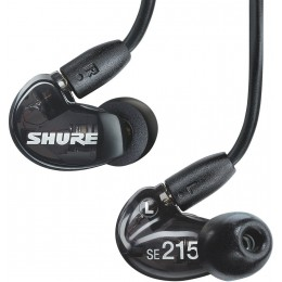 Shure SE-215 - Audifonos In-ear Monitoreo