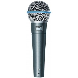 Shure Beta 58A Microfono Vocal Dinamico