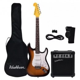 Pack Guitarra Electrica