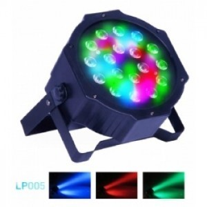 BIG DIPPER - BD LP005 MINI LED SLIM PAR 18x1W