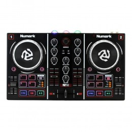 Numark Party Mix - Controlador Dj 2 Canales con luces incorporadas