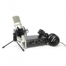Tascam TRACKPACK2X2 - Pack Grabacion Home Studio