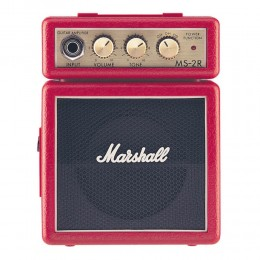 Marshall MS2R Micro Amplificador Guitarra 1 Watt