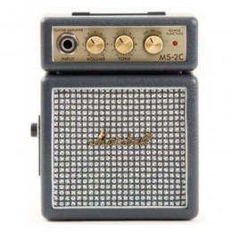 Marshall MS2C Micro Amplificador Guitarra 1 Watt