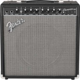 FENDER - CHAMPION 40  AMP. GUIT