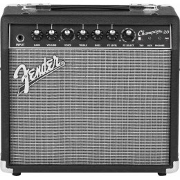 FENDER  -  CHAMPION  20 AMP. GUIT