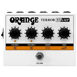 Orange TERROR STAMP - Pedal Amplificador Hibrido a Tubo 20 Watts