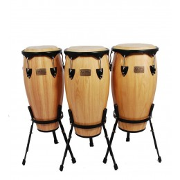"TYCOON - SET 3 CONGAS 10""-11""-12"""