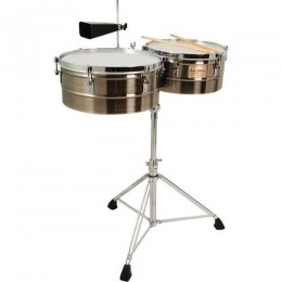 "TYCOON - TIMBALES 14"" + 15"""